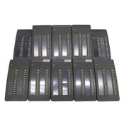 (Lot of 10) Avaya Definity XM24 Key Expansion Modules 24 Button Type 2EM-323