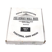 """NEW Roppe 700 Series Brown TPR Wall Base 120' 1/8"""" Base Thickness Made In USA"""