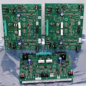 (Lot of 3) Liebert 02-792214-02 Inverter Base Drive Assy Card Board Modules