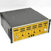 Ion Tech MPS-3000 FC Power Supply Controller AS-IS Powers On Broken Fuseholder