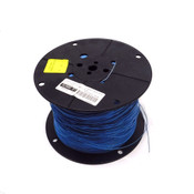 (~4890') NEW M16878/17-BFE-UZ10 Blue Tinned Copper Wire MIL-Spec 22AWG 600V
