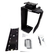 NEW 3M CS200MB Under-Desk CPU Holder Adjustable Mounting Support w/ Swivel Black