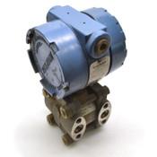 Rosemount 1151DPE22 Pressure Transmitter / Pressure Regulator 2000 PSI 45 VDC