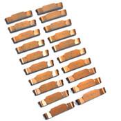 (Lot of 20) Sandvik Coromant 5736674 N123J2-0635-RO 1125 Carbide Grooving Insert