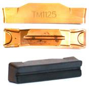 (Lot of 20) Sandvik Coromant 5736508 K2N123x2 TM1125 6mm Carbide Grooving Insert