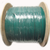 NEW 4,990 ft Copperfield 18041-0505A0512 18AWG Green Hook Up Wire TR-64/AWM