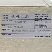 Novellus 02-10511-00 Module Controller 486/50/8M AS-IS Missing Hard Drive