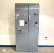 Square D Model 6 MCC Motor Control Center Drive 75-Hp 600-Amp Altistart-Bypass