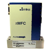MKS P6A-27818 Digital 9-PIN MFC Mass Flow Controller O2 Gas 2000cc (For Parts)