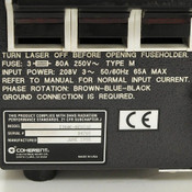Coherent Innova I310C-REVISE Laser Power Supply 208V 3 Phase AS-IS Untested
