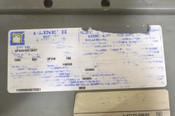 """Square D AFH2516G106ST 1600-Amp 106"""" I-Line II Busway Bus Bar Feeder AL 3P4W -"""