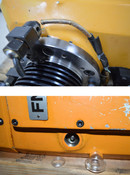 Leblond Makino FNC-74-A20 Fanuc 6S Spindle Section Machining Mill Vertical CAT