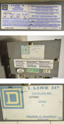 Square D APH2516G10ST 1600-Amp 10' I-Line II Busway Bus Bar Plug-In AL 3P4W AC