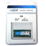 (Lot of 4) NEW Crucial CT2G3S1067M 2GB DDR3-1066 SODIMM PC3-8500 SDRAM (8GB)