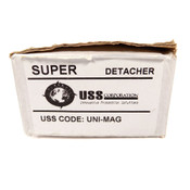 (800+) Checkpoint Anti-Theft Security Tags w/ USS Uni-Mag Super Detachers/Mount