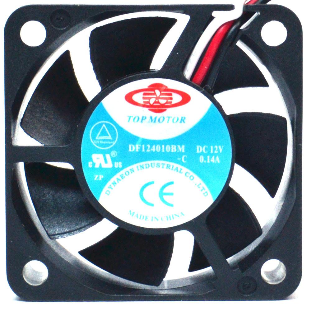 NEW Dynaeon DF124010BM-C Top Motor Case Fan 40mm x 40mm x 10mm 12VDC .014A