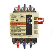 Fuji SS202E-3Z-D3 AC240V 50/60Hz F06265094 AC1=Ith=Max.20A Solid State Contactor