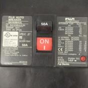 Fuji Electric SA103BAUL SA103BAUL50 50A 240VAC 3-Pole Auto Circuit Breaker