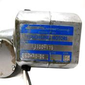 "Jones Instrument Corp. 8100-119 Punch-Line Industrial Gearmotor 115V 6"" Long"