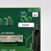 Newport E3436B1 XPS Motion Controller Digital I/O Board GPIO TRIG IN with Cables