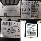 Siemens 3RT1046-1AK64-3MA0 400V/120VAC 45kW Motor Contactor Block 3-Pole