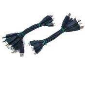 Tripp-Lite UR030-006 Universal Reversible USB 2.0 Mini B Cable (20)