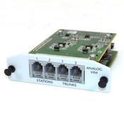 AdTran NetVanta Analog 2-Trunk 2-Station Voice Interface Module 1200692E1