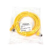 NEW Turck BSWM BKWM 8-087-5 Verafast 5M Cordset Cable Assembly w/ M16 Plug