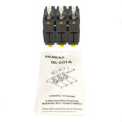 Potter & Brumfield W69-XQ12-15 15A 277VAC 50/60Hz Curve 2 Circuit Breaker
