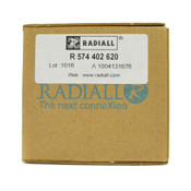 Radiall R574402620 Ramses SP6T Normally Open 12/28V TTL Diodes Coaxial Switch