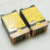 Lot of 2 Jokab JSR2A 24VAC/DC Expansion Safety Relay