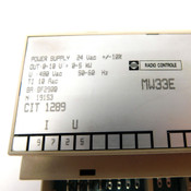 Radio Controle MW33E Industrial 24VAC Power Supply Module 0-10 V, 0-5 kW Output