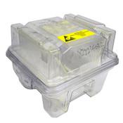 Entegris HS200 Crystalpak 25-Capacity 200mm Silicon Wafer Carrier FOUP Cassette