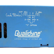 Lambda Qualidyne 3836 5B 12F 31J 3-Channel 600 Watt Switching Power Supply