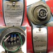 Rosemount 1151DP4B22B1D2 Alphaline Differential Pressure Transmitter 2000PSI