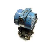 Rosemount 1151DP6E22 Differential Pressure Transmitter 2000 PSI Working Pressure