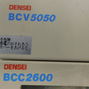 Densei BCC2600 Interface Controller w/ (2) BCV5050 100V Input Power Supplies