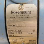 Rosemount Alphaline 1151GP8S22 1000PSI Gauge Pressure Smart Transmitter 4-20mA