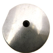 "(Set of 2) Circular Punch Press & Dies 4.25"" D (1) Circular Die (1) Square Die"
