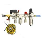 SMC NAWD3000-N03 Soft Start Assembly w/NVHS3500, NAF3000-N03, AV3000, ISE2-T1-55