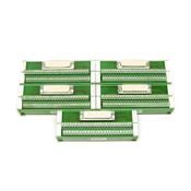 (5) Phoenix Contact UM 45-D50SUB/S Terminal Block Interface Modules 2962816