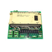Omron C40H-C60R-DE-V1 24VDC 20W Programmable Controller w/View PLC Wiring Board