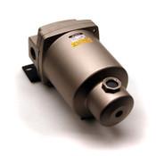 "SMC AM650-F10D-T Mist Separator Pneumatic Tank 1"" Filter Separator w/ Bracket"