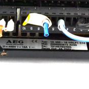 AEG Thyro-A 1A 400-16 HRLP1 C14 4A 250V Thyristor Power Controller Unit