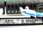 AEG Thyro-A 1A 500-60 HRLP1 C14 4A 250V Thyristor Power Controller Unit