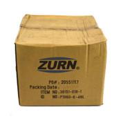 "Zurn P1960-K-4NL 38151-018-1 8""-Round 6""-Deep Cast Iron Sani-Flor Sump Receptor"