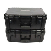 "(Lot of 2) Gemstar Sentinel 19""x 14""x 7"" Black Injection Molded Waterproof Case"
