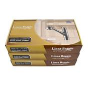 (3) C-TECH-I Linea Baggio LI-BS-KF-01 Armani Pull-Out One-Hole Kitchen Faucet