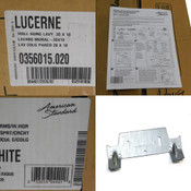 "NEW American Standard 0356015.020 Lucerne Bathroom Sink 20.5"" x 18.25"" x 12.125"""