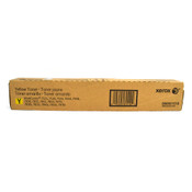 Genuine OEM Xerox Toner Yellow WorkCentre 006R01510 NEW Sealed Box